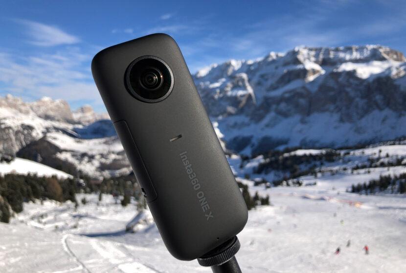 Insta 360 OneX - обзор, цена, купить
