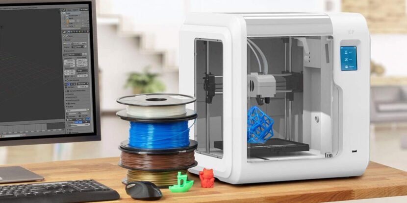 принтер Monoprice Voxel