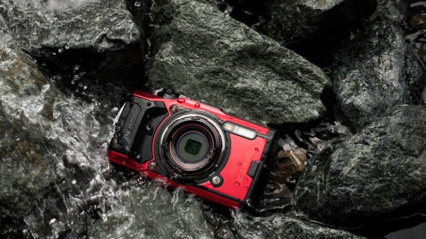 камера Olympus Tough TG-6