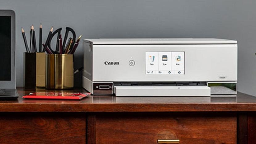 Белый Canon Pixma TS8320