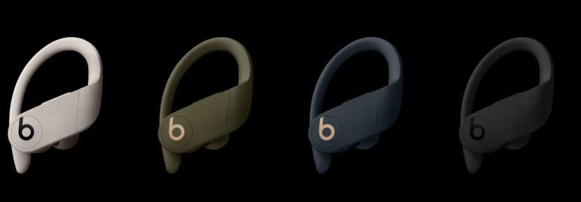 Beats Powerbeats Pro в разных цветах