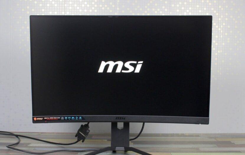 MSI Optix MAG272C