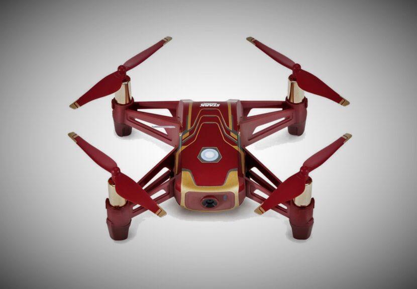 "RyzeTech Tello в расцветке ""Iron Man"""