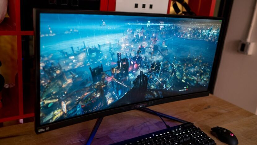 Acer Predator X34 - обзор, цена, купить