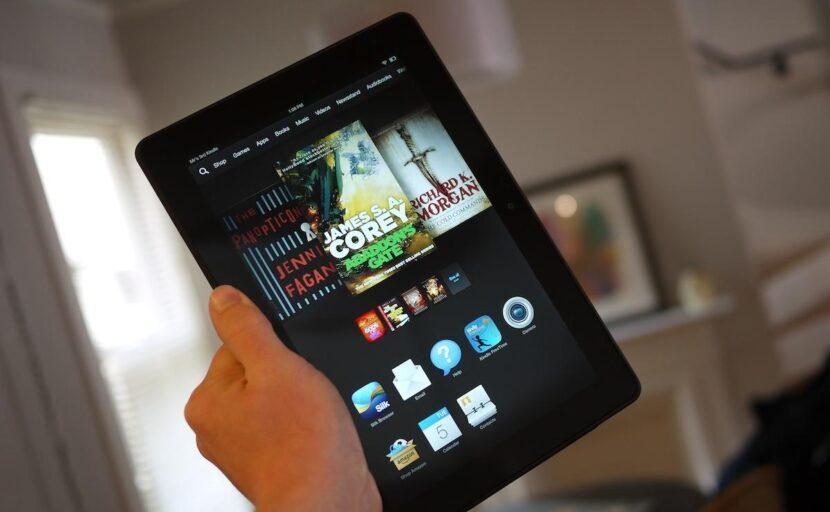 Amazon Fire HD 8 - обзор, цена, купить, характеристики, дата выхода, дизайн, плюсы и минусы