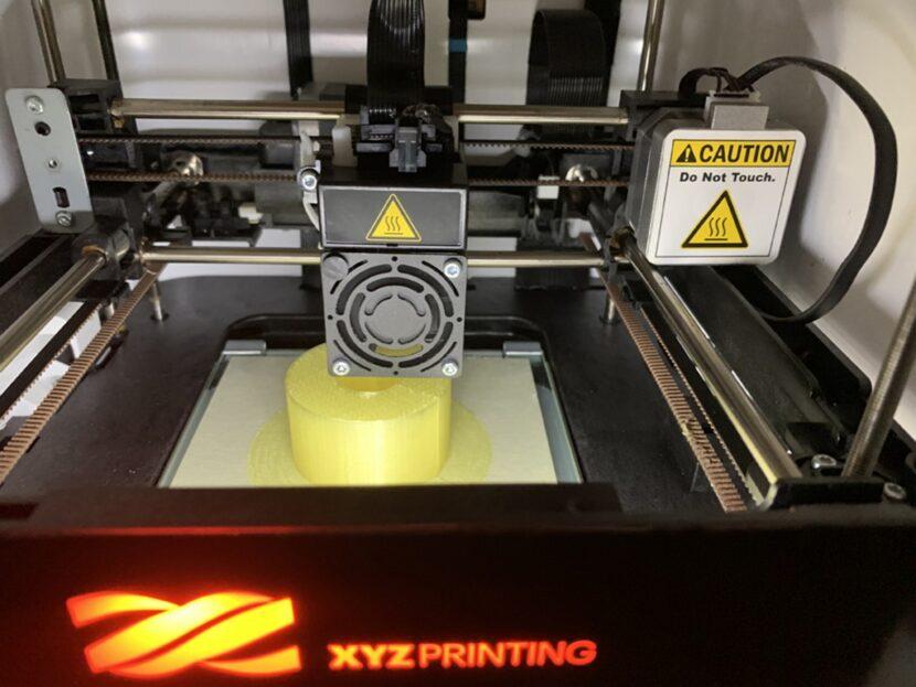 принтер принтер XYZ da Vinci Nano