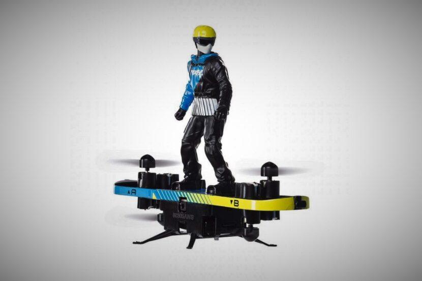 Air Hogs Extreme Air Board в форме сноуборда