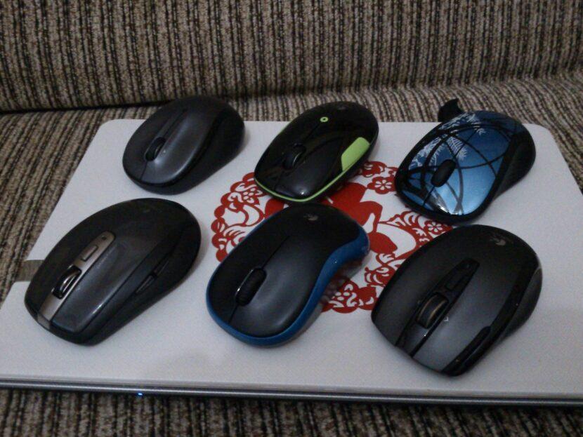 Шесть мышек