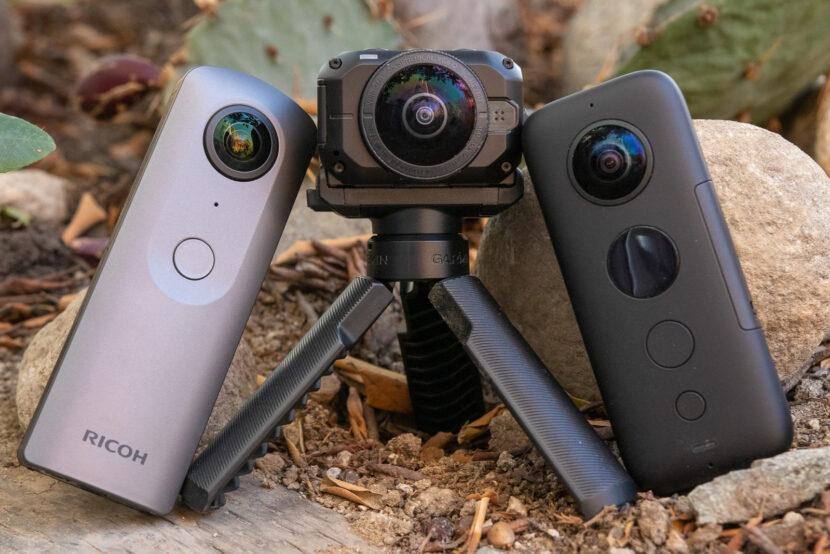 Камеры с пультом