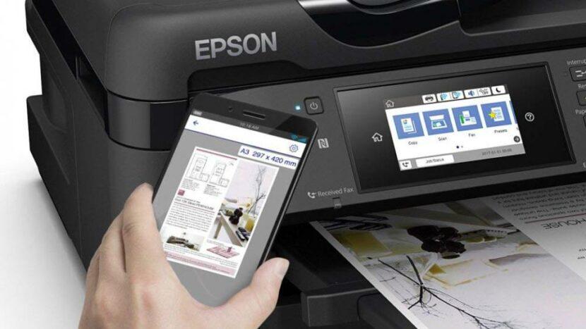 Epson WorkForce EC-C110