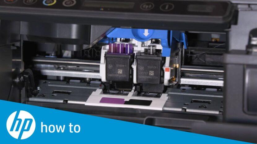 Внутренности HP Smart Tank Plus 651