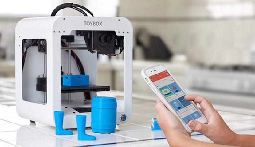 принтер ToyBox