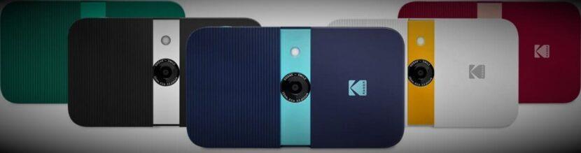 Kodak Smile в разных цветах