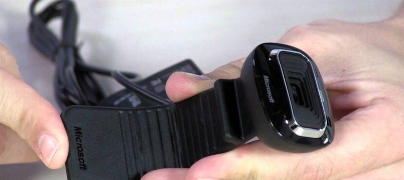 веб-камера Microsoft Lifecam HD-3000.
