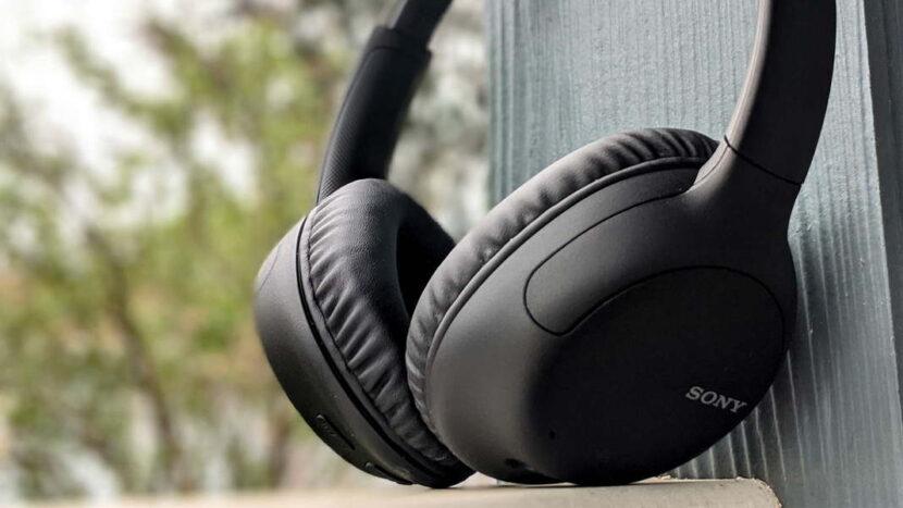 Sony CH710N на улице