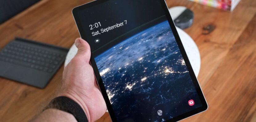 Galaxy Tab S6 Lite планшет