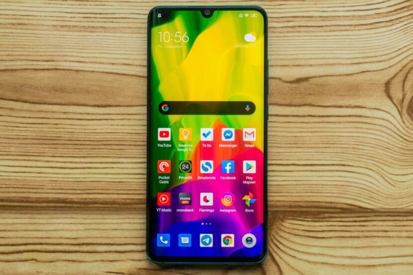 Xiaomi Mi Note 10 1
