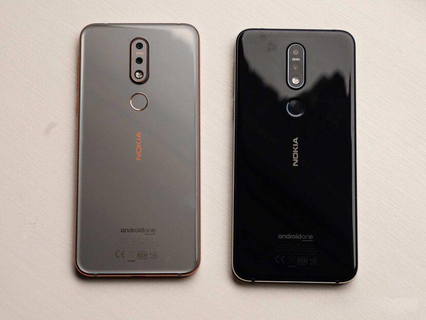 Nokia 7.1 уже в продаже
