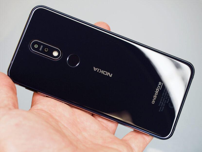 стильный Nokia 7.1