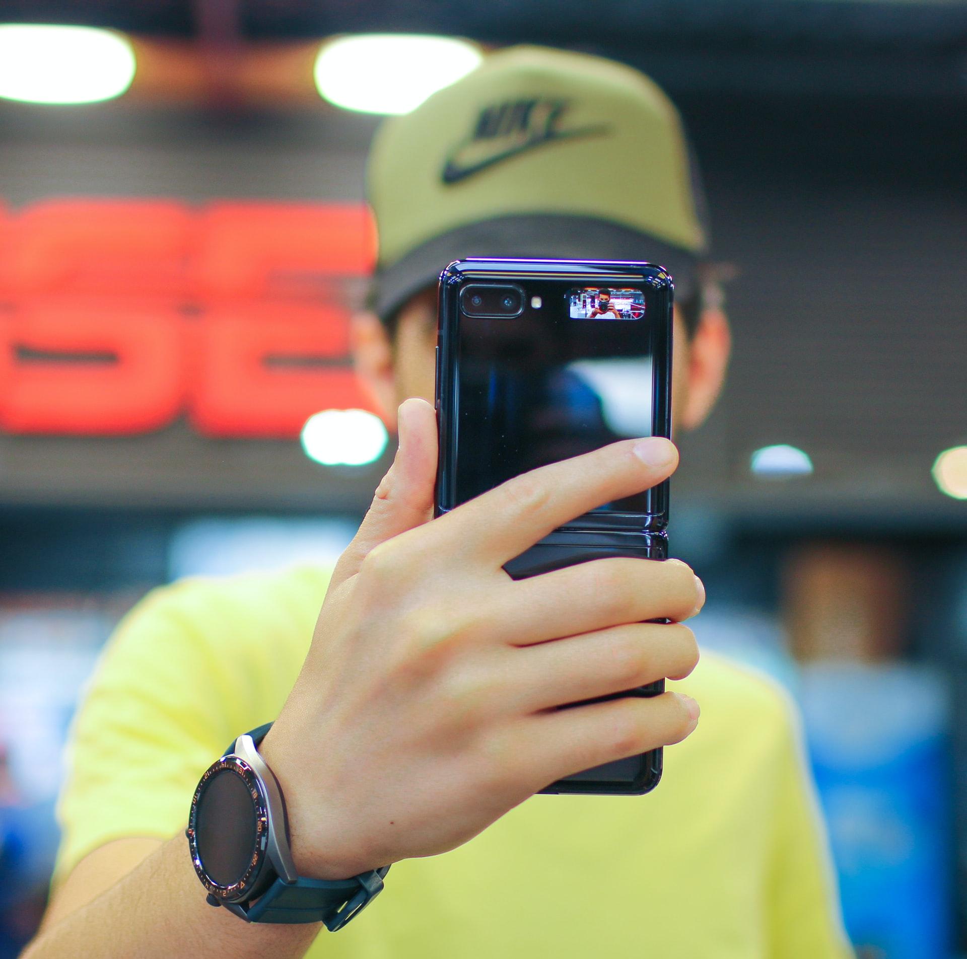 камеры Samsung Galaxy Z Flip