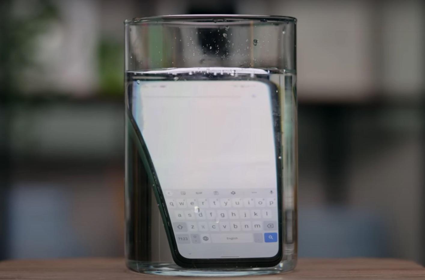 Защита от воды и пыти в гугл Pixel 5a