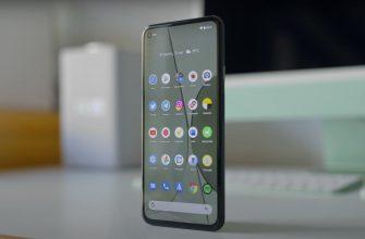 Обзор Google Pixel 5a 5G
